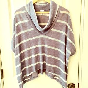 NEW Splendid Cow Neck Summer Sweater